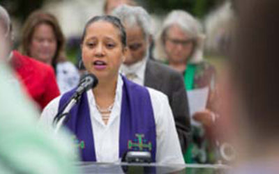 Exodus and Clemency: An Interview with Rev. Dr. Madeline McClenney